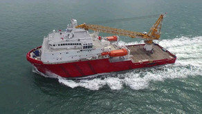 New building MPV vessel