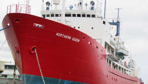 Research vessel as conversion candidate