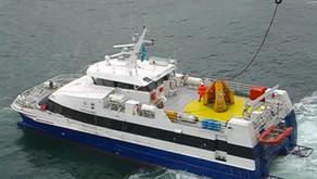 Norwegian built CrewCat for 70pax for Sale in FE Russia