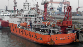 DP2 MPSV with 238pax (SPS & MLC compliant) and 100t crane