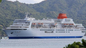 600 passenger Cruise Ship, price reduced