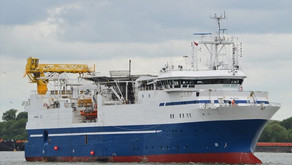 Walk-to-Work DP2 Offshore Support Vessel for Sale in UK