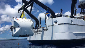 Deep Ocean Explorer 'Pressure Drop' for Sale