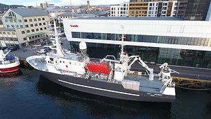 48m Research Ship