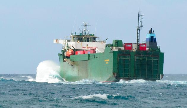 RoRo vessel for sale in Australia