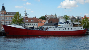 Expedition Ship suitable for Conversion to a Sail Cargo Ship