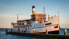 Original Steamboat from 1897 for sale in the Netherlands