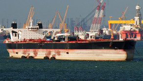 VLCC Tanker with FSO Features for Sale in Malaysia