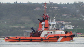 Spanish built ASD Tug with 54tBP for Sale in the Med