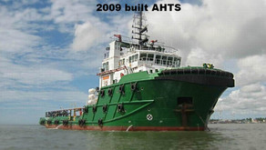 Modern AHTS for sale in Indonesia