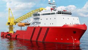 New building MPV vessel