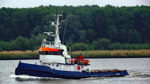 Utility Tug with 21tBP for sale in Rotterdam, Bargain