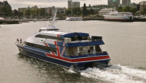 Norwegian built HSC Ferry for Sale in USA at low Price
