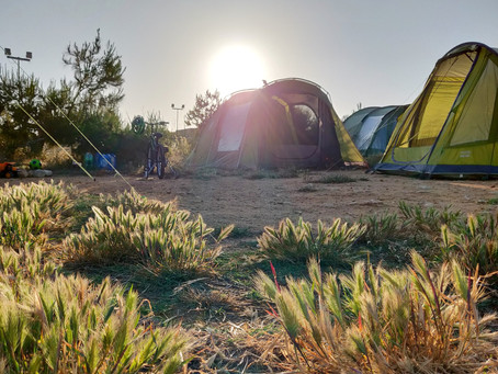 10 Truths about Camping in Malta