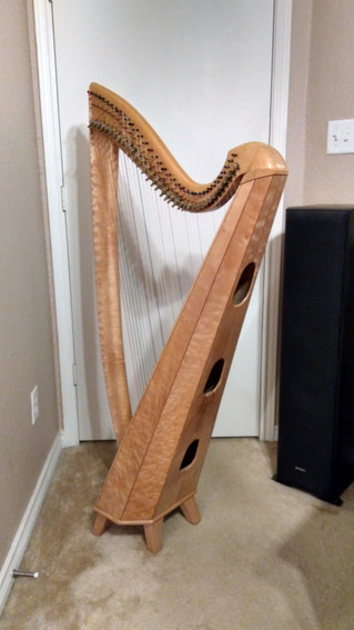 Thormahlen Swan 36 Harp For Sale