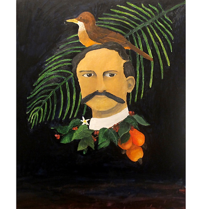 A iconografia brasileira #1, 2013 - Julia Debasse