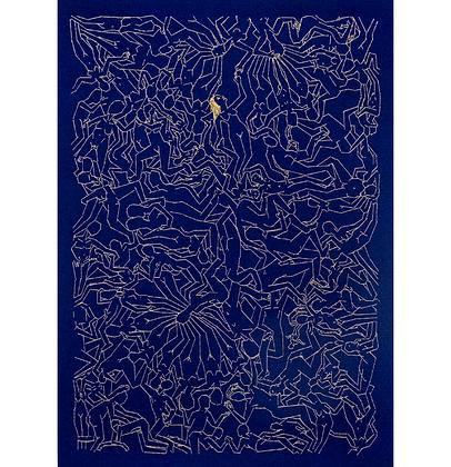 Constelação, 2016 - Fernando de La Rocque