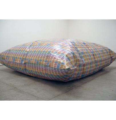 Abrigo dinheirinho, 2006 - Franklin Cassaro