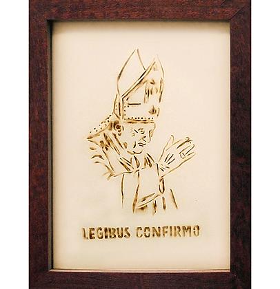 Legibus Confirmo, 2012 - Fernando de La Rocque