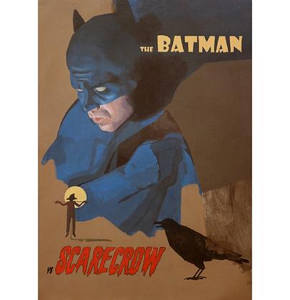The Batman vs Scarecrow, 2019 - Danilo Ribeiro