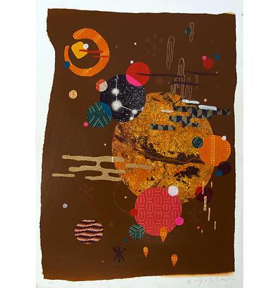 Flores do deserto, 2018 - BR