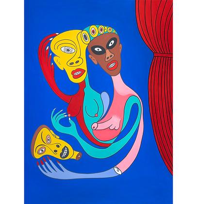 Unhas e mamilos - Carnaval, 2015 - Victor Arruda
