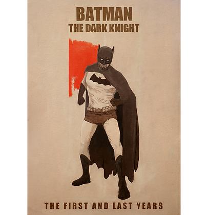 Batman The Dark Knight The first and last years, 2019 - Danilo Ribeiro