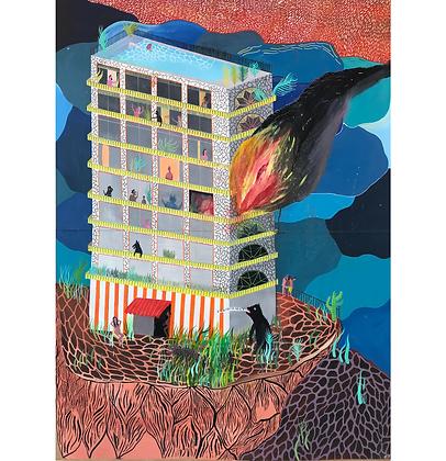 Ninguem merece, 2016 - Zoe Dubus