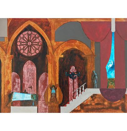 Castlevania versão 3 (estudo), 2012 - Danilo Ribeiro
