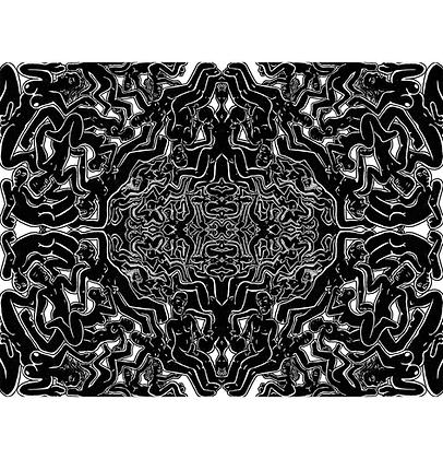 Lambe Lambe Noir, 2015 - Fernando de La Rocque