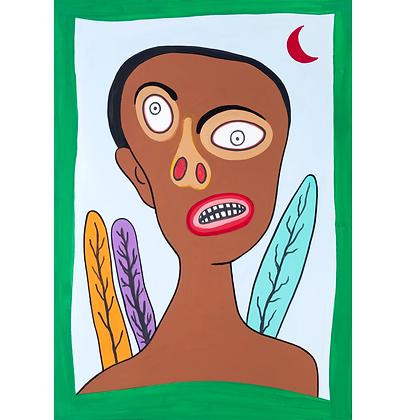 Pinturinha brasileira, 2013 - Victor Arruda