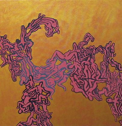 Líquido, 2015 - Fernando de La Rocque