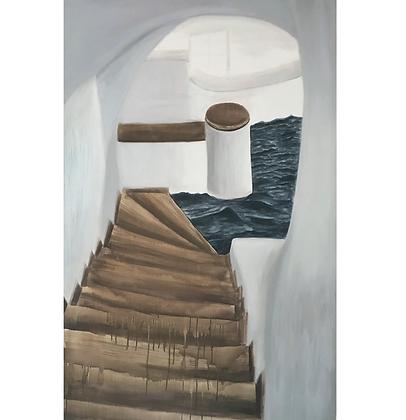Leitura d'água 03, 2017 - Clara Veiga