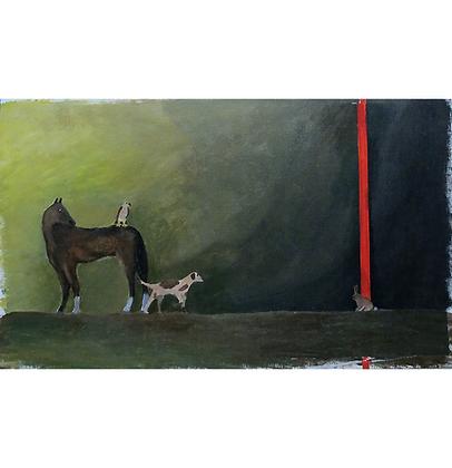 A presa sem medo, 2014 - Julia Debasse