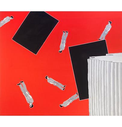 Abismo vermelho - Victor Arruda