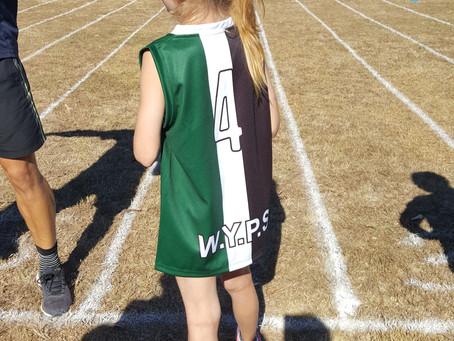 3-6 Athletics at Wesburn Park