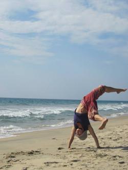 Capo-Yoga (Capoeira-Yoga)