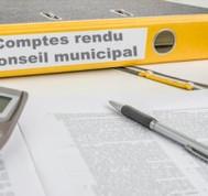 Prochain conseil municipal le 10 juin