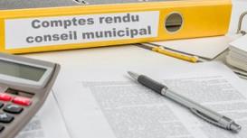 Prochain conseil municipal le 8 février