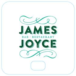 James Joyce 70.1 x 70.1