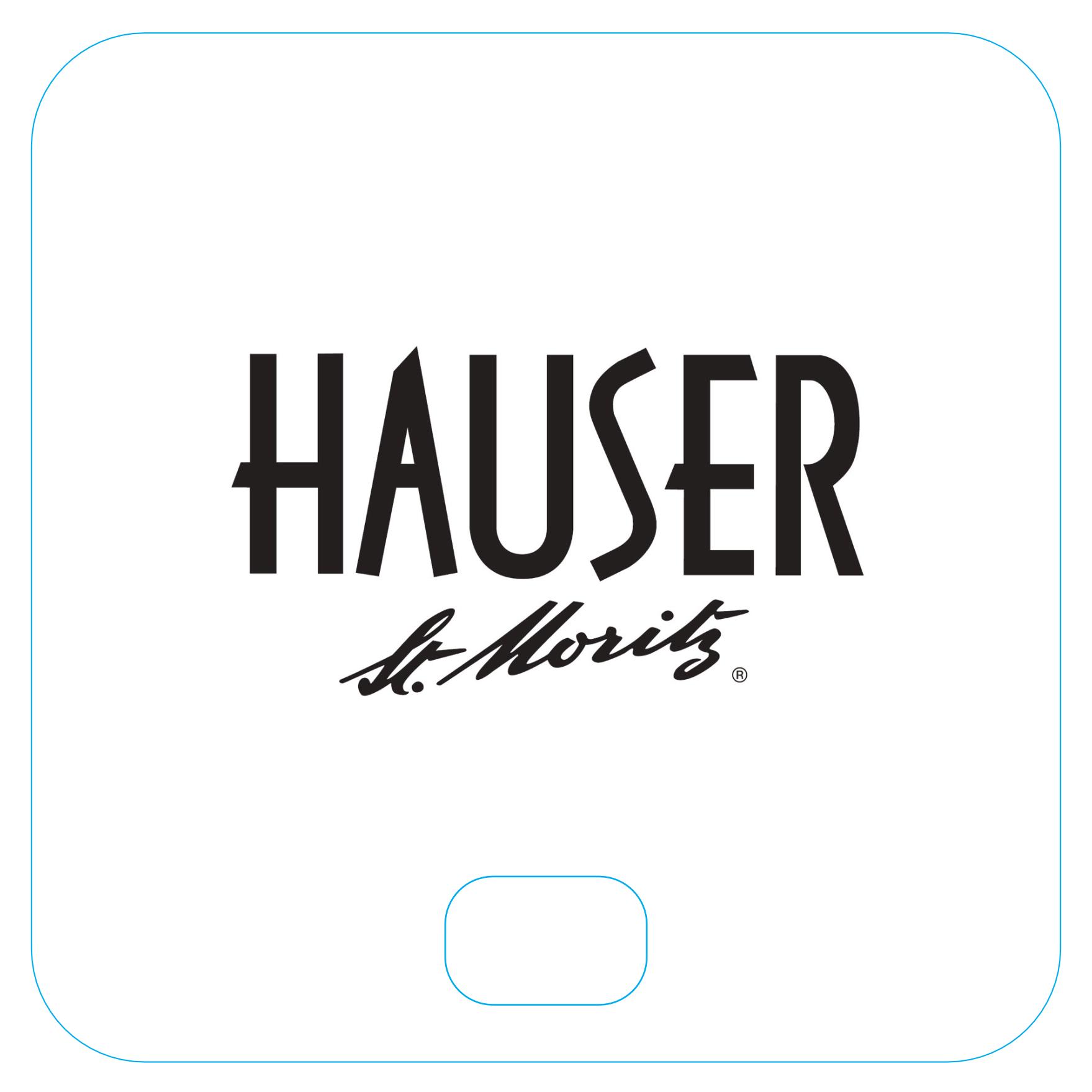 Hauser St. Moritz Logo 70.2 x 70.2
