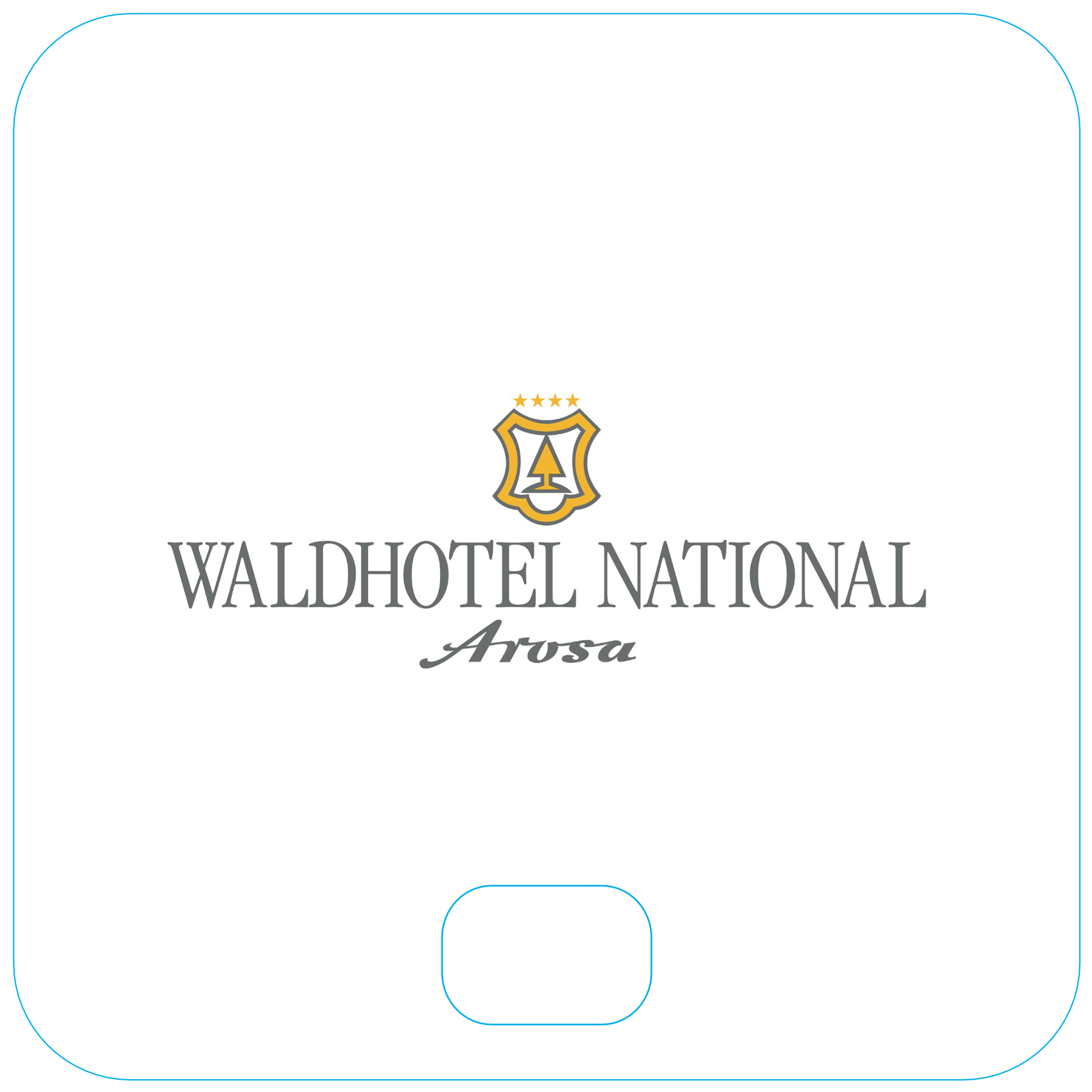 Waldhotel National Arosa 7.2 x 7.2