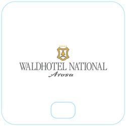 Waldhotel National Arosa 7.2 x 7.2
