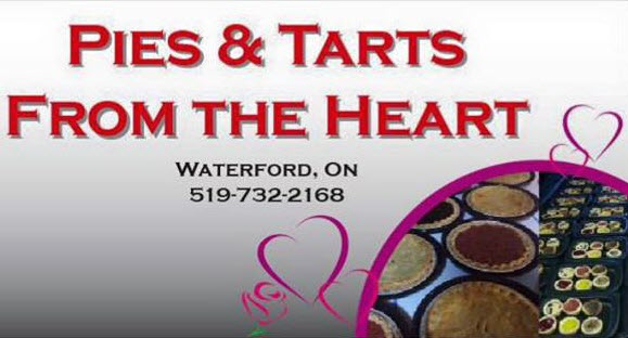 Pies and Tarts From the Heart