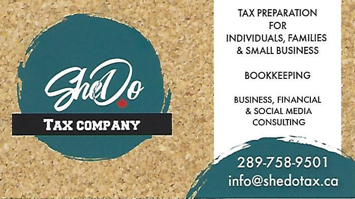 She Do Tax Company #2
