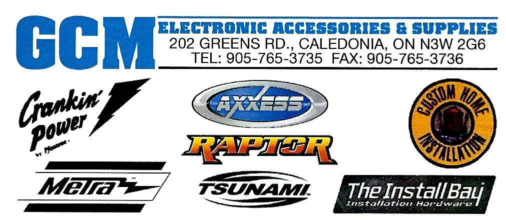 GCM Electronic Supplies & Accessories