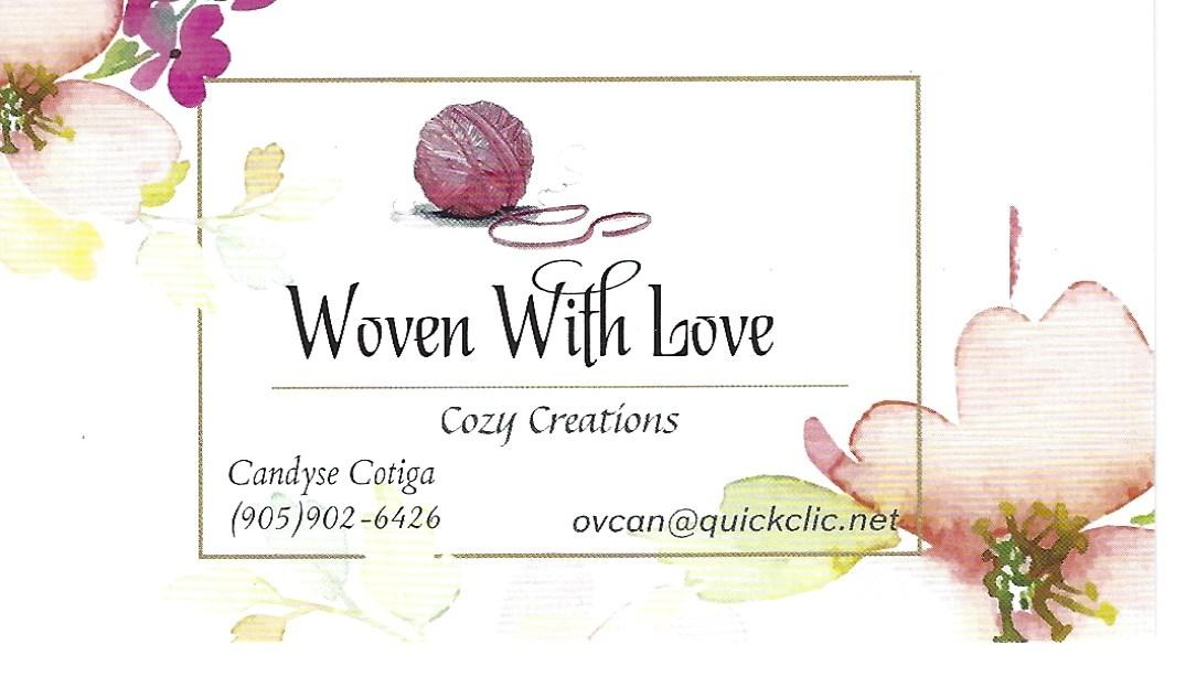 Woven With Love (Candyse Cotigia)