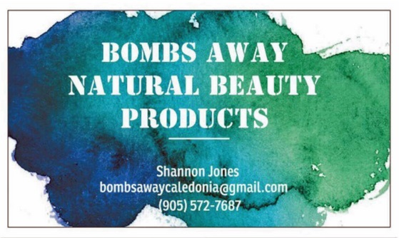 Bombs Away - Natural Beauty Products