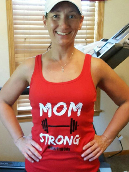 Mom Strong Tee