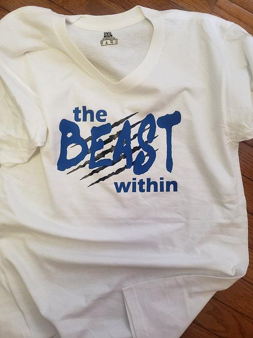 The Beast Within tee